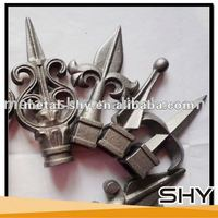 Wrought Iron Spears Fence Spears Fencing Metal Spears