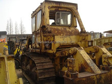 Used Tracked Bulldozer D7G For Sale