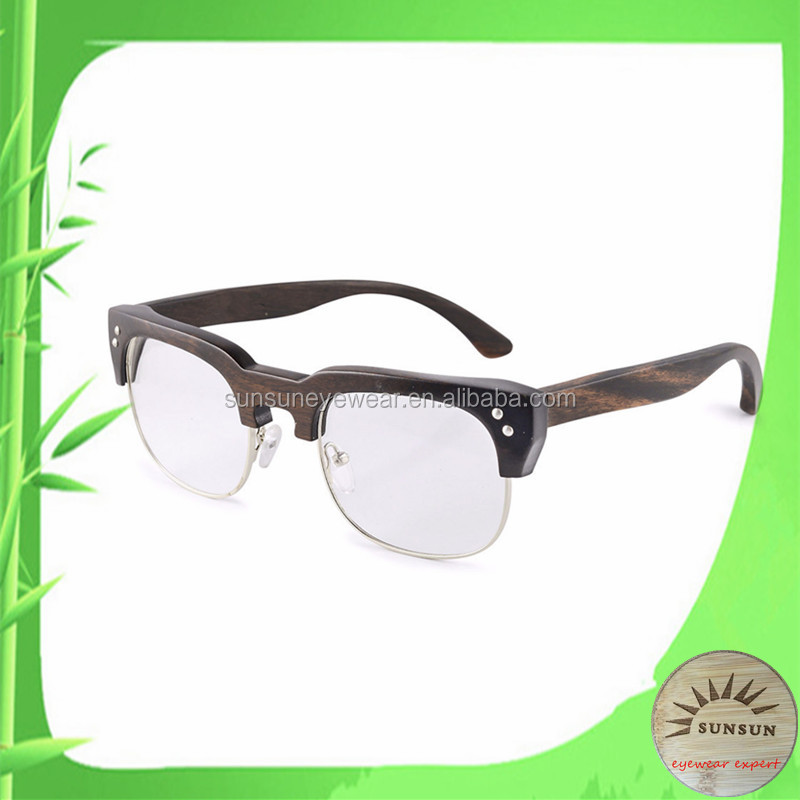 2015 most popular classic optical frames for wood