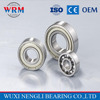 Precision deep groove ball bearing 6203 With High Quality China supplier