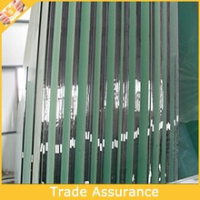 4mm Tempered Glass With CE TUV UL AS/NZS2208 certificated