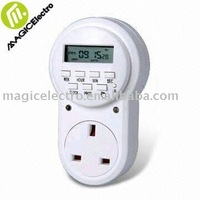 Power Saver with Timer and Turn On/Off the Electronics at Home