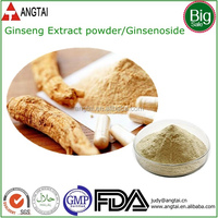 80% ginsenoside kocrean red ginseng root extract powder