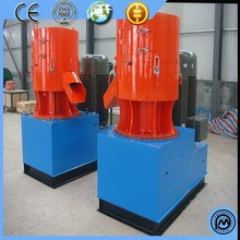 Fashion best sell hot sale wooden fuel widely used small sawdust flat die wood pellet machine
