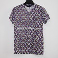 Leer großhandel bekleidung männer t-shirts, kleidungsstücke fabrik für männer oben kleidung großhandel, männer mode t-shirt