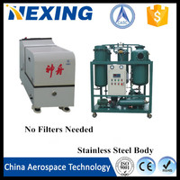 Hexing HGZL-30D Water cooling technology engine oil recycling machine/waste oil recycling machine