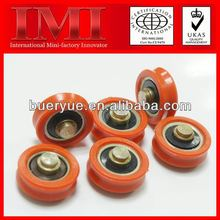 2013 Hot Sale Low Noise and Long Working Life high friction plastic ball bearings PP01