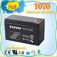 Valve Regulated ups battery for emergency light battery 12v 7Ah Lead Acid Battery