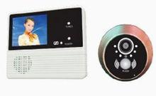 """China factory direct sale door viewer 2.4"""" hd screen 300K pixels electronic digital door viewer BS-MK03A"""