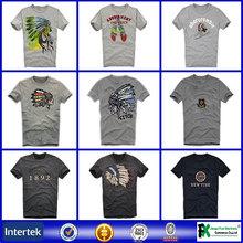 The world's highest discount short-length S M L XL brand fashion t-shirt