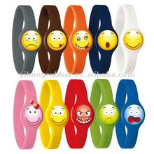 Best promotion gifts Led silicone wristband