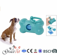 Strong Quality Pet waste bags easy separation dog poop bag