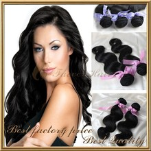 Factory directly sale unprocessed Indian hair wholesale free sample straight virgin indian hair weaving
