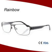 Hot sell designer metal glasses optical frames for men