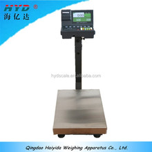 Fashional Good quality TCS New design weighing scale with barcode printer