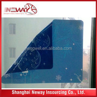 Customized New Window Static Cling Sticker/Car colorful Sticker