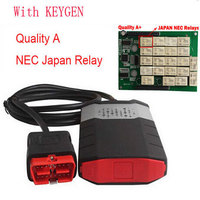 DS150e CDP Plus PRO without Bluetooth For DELPHI DS150E Truck Car Auto OBD OBDII Scanner cdp Diagnostic tools