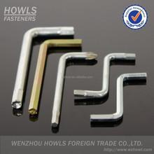 DIN911 Hex Socket Wrench L Type Z Type Wheel Allen Key Wrench