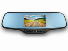 NT96650 chipset 170 degree supper wide viewing angle all round view car camera system with optional GPS tracking function