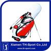 Brand New PU Leather Golf Stand Bag