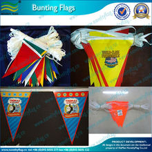 soccer pennants/bunting flags