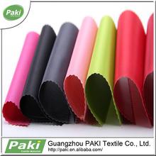 Venta al por mayor de hombro 840D PVC revestimiento de poliéster oxford tela para mochila