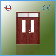National standard qualified glazed fire doors prices