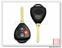 Smart Key Case for Toyota fob cover lock/unlock/horn [ AS007026 ]