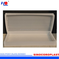 resistance grease and non-corrosive plastic pp protection crate