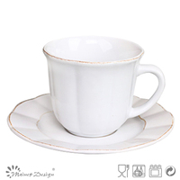 cheap white tea cups and saucers