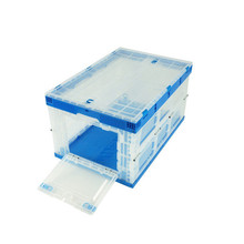 Eco-friendly Folding Collapsible Plastic Container