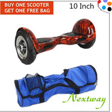 Original factory Off road Big wheel 10 inch 2 wheel self balancing electric scooter for adults