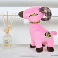 stuffed plush goat,custom plush toy,plush sheep,plush lamb