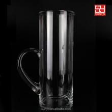 Beer glass bottle / beer glass dispener gift promotion