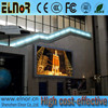 2014 hot selling indoor P5 high definition full color led display panel
