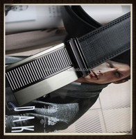 Man's PU Coated Ratchet Leather Belt of 2015 Fashion Designs(A5-150407)