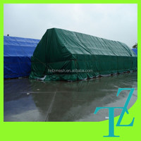 100% plastic pe tarpaulin cover/plastic cover sheets/roofing cover tarpaulin packaged in bales or rolls
