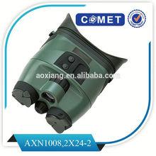 Fabricación de China 2 x 24 mm atn visión nocturna
