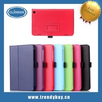 minion waterproof case for amazon kindle fire hd 7.0 with high quality leather tablet case