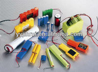 Hot sale 6.0v nimh rechargeable battery pack