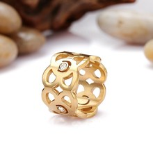 New design fashion stainless steel gold ring designs for men