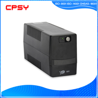 Modify pure sine wave LED display Line interactive UPS 600VA with AVR function
