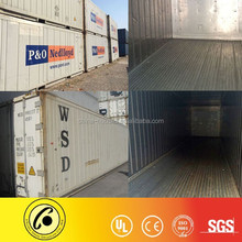 Shanghai Ningbo 10ft 20RF 40RH Reefer Container types