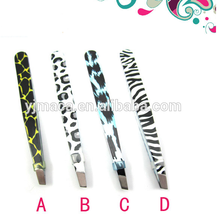 led lighted eyebrow tweezer