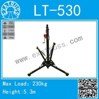 LT-530 Max Loading 230kg Max height 5.3m Elevator Lifting Tower