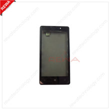 Mobile Phone Touch Screen with Frame for Nokia Lumia 820 Digitizer