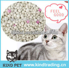 Economic bentonite pet kitty litter more convenient than cat diaper