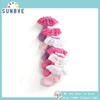 100% Cotton Short Socks Comfortable Baby Socks Wholesale