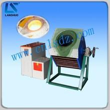 Electric Smelting furnace for copper, brass, aluminum, zinc, gold, silver, platinum melting