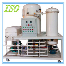 KTS seris ISO certificated used oil filtration system